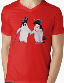 Promenade Mens V-Neck T-Shirt