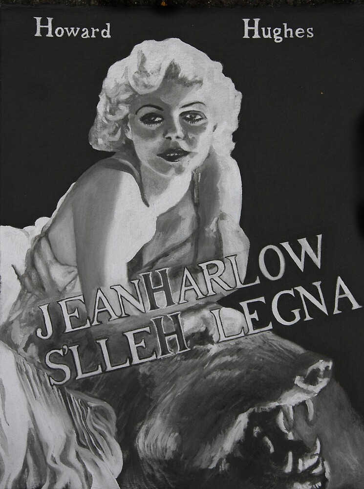 Hell's Angel feat. Jean Harlow by Tom Dunn