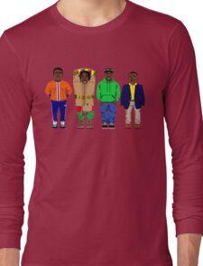 Cool Runnings to Calgary Long Sleeve T-Shirt