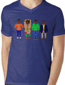 Cool Runnings to Calgary Mens V-Neck T-Shirt