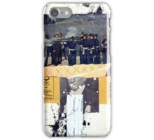 PERROS Y EJECUCION (dogs and execution) iPhone Case/Skin