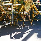 Cafe chairs by rick strodder
