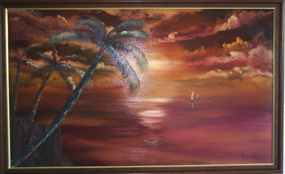 Sunset by davedon