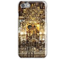 The altar of St James in Santiago de Compostela 02 iPhone Case/Skin
