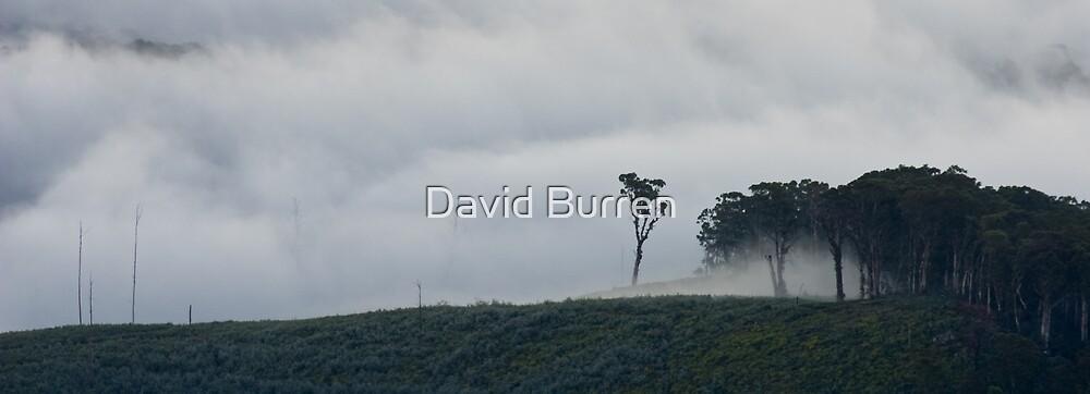 Encroaching clouds by David Burren