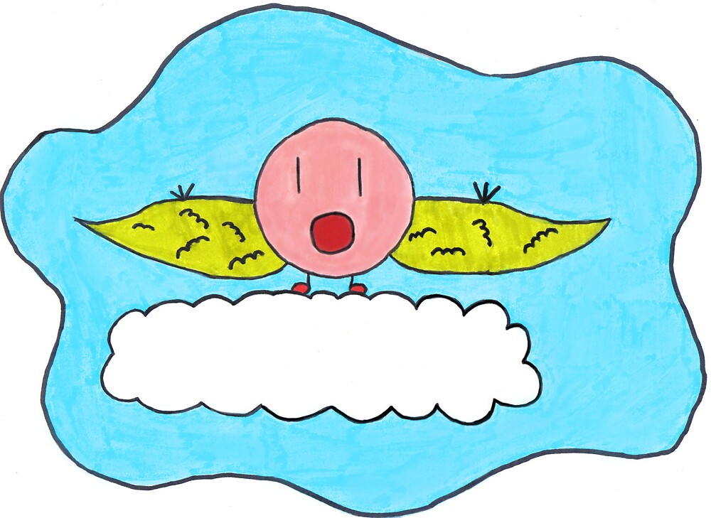 The Cloud Hopper by Raya