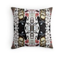 The Wailing wall. Throw Pillow