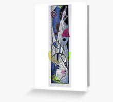 Kandinsky's Studio Greeting Card