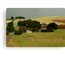 Maddens Hill Canvas Print