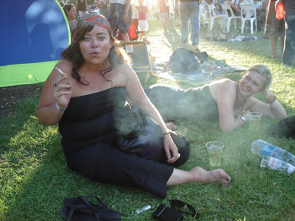 Womadelaide 2006 by Lynnf
