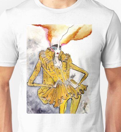 Gold Stardust, HOSH Unisex T-Shirt