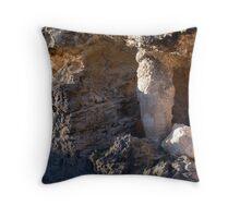 Limestone Hollow Throw Pillow