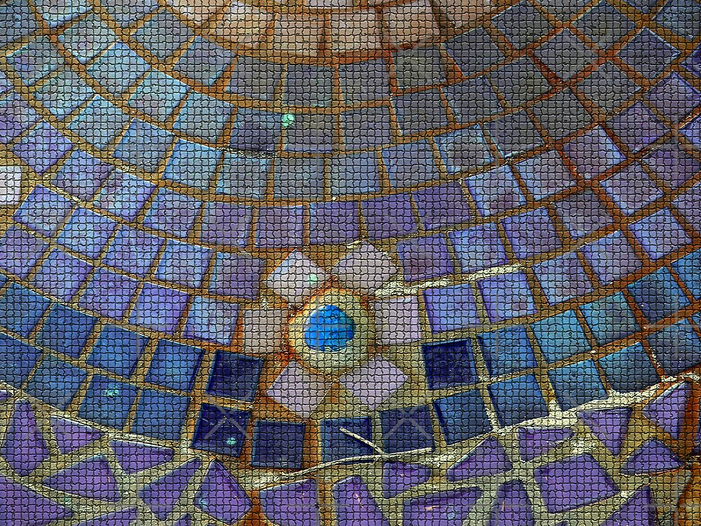 Mosaic of a Mosaic by Sandra Chung