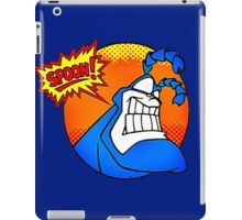 the tick- spoon iPad Case/Skin