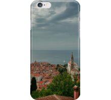 Piran, Slovenia iPhone Case/Skin