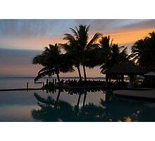 Fijian Pool Photographic Print
