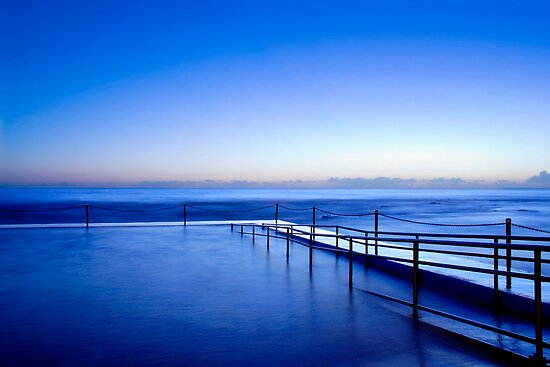 Collaroy Calm by hangingpixels