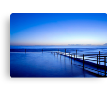Collaroy Calm Canvas Print