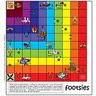 FOOTSIES- C hildrens Pathway game by Jennifer N. Heibloem