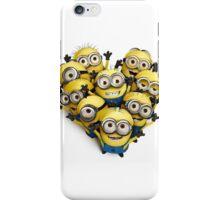 Case minions iPhone Case/Skin
