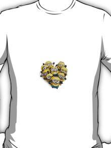 Case minions T-Shirt