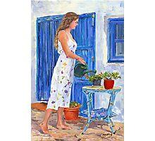 La Jardinera Photographic Print