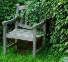 Garden Nook by Joe Mortelliti