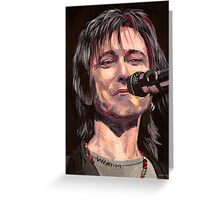 Lawrence Gowan Solo Greeting Card