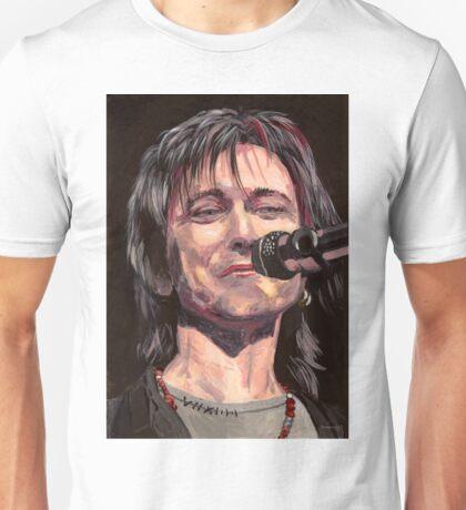 Lawrence Gowan Solo Unisex T-Shirt