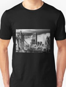 Tower Bridge and the City Unisex T-Shirt