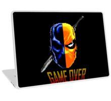 pixel deathstroke Laptop Skin