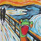The Scream by fischer