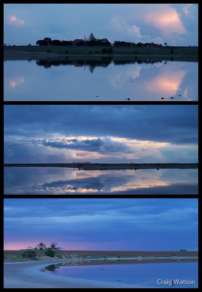 Storm Reflections- 17th May 2007 by Craig Watson
