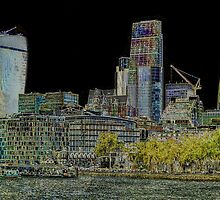 City of London Art by DavidHornchurch