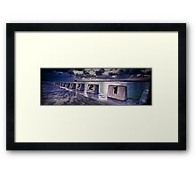 Merewether Storm Framed Print
