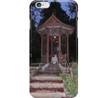 Gazebo iPhone Case/Skin