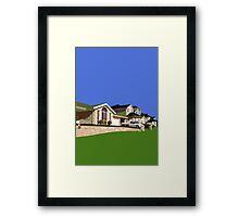 suburbia 1 Framed Print