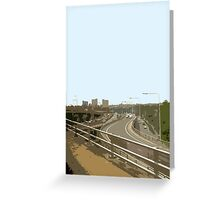 A406 Greeting Card