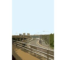 A406 Photographic Print