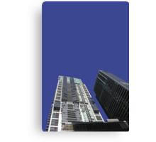 world tower Canvas Print