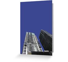 world tower Greeting Card