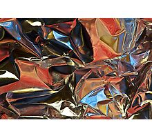 Foiled Photographic Print