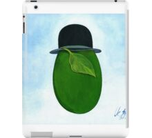 René Magritte egg Son Story iPad Case/Skin