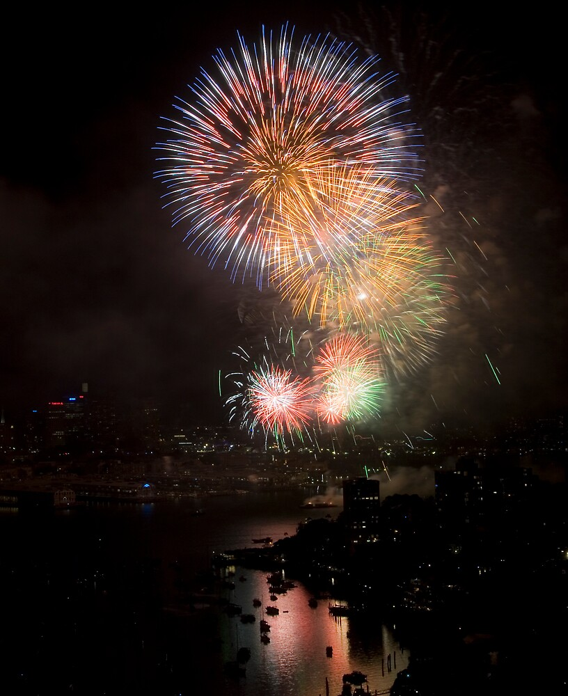 Fireworks by Craig Goldsmith