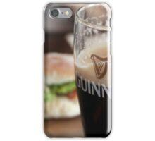 liquid lunch iPhone Case/Skin