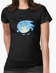 Sanic Womens Fitted T-Shirt
