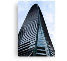 The ICC Tower - Hong Kong.  Canvas Print