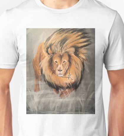 Roaring Like A Lion Unisex T-Shirt