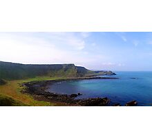 port noffer - giants causeway Photographic Print