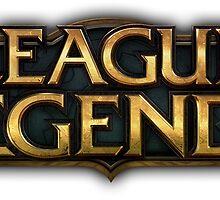 League of Legends by wmcm96